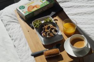 Bio pour moi - petit déjeuné équilibré après Noël