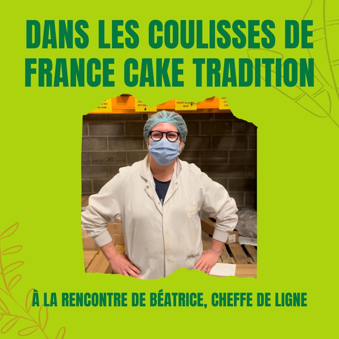 Dans les coulisses de France Cake Tradition - site